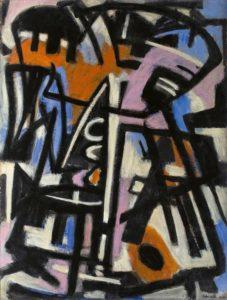 gerard schneider - peinture opus 400 1949