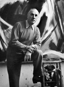 gerard schneider - portrait rue armand moisant paris 1954 ca