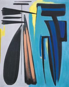 gerard schneider - untitled painting 1949