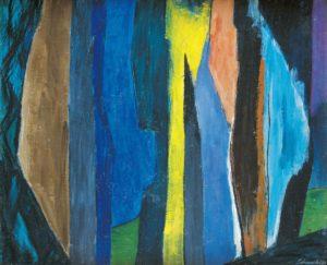 gerard - schneidere opus 80 painting 1937