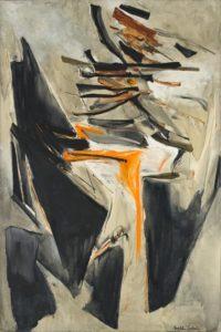 huguette arthur bertrand - painting amers 1964
