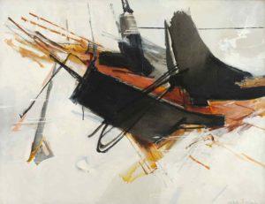huguette arthur bertrand - painting pirador 1961