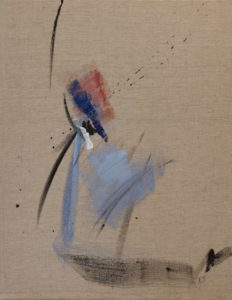 jean miotte - acrylic untitled 1979