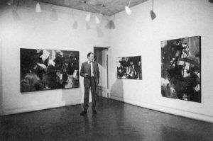 jean miotte - galerie lolas new york 1962