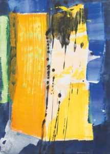 lois frederick - paper untitled 1971