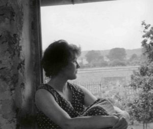 lois frederick - portrait 1960 france