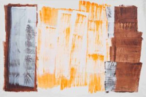 lois frederick - untitled 1990 painting