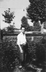 olivier debre - c 1951 portrait