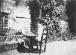 olivier debre - enfant nazelles france portrait