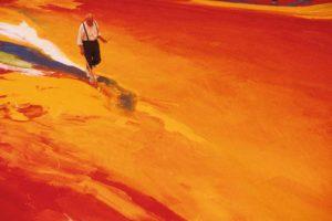 olivier debre - opera shangai 1998 painting