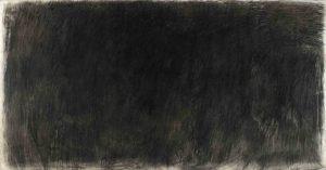 olivier debre - papier signe paysage 1975 1976