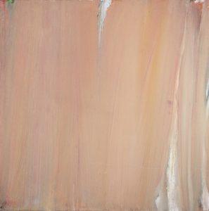 olivier debre - peinture plein ocre 1980 1982