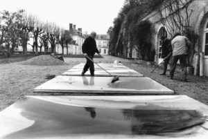 olivier debre - photographie jean claude francolon catalogue exposition 2017