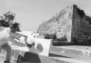 olivier debre - ville brouage photographie portrait