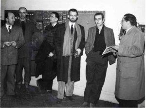 paul jenkins - exhibition hundertwasser studio paul facchetti paris 1954