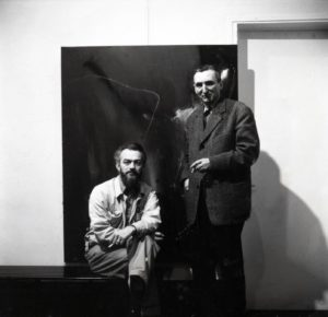 paul jenkins - michel tapie paris 1956