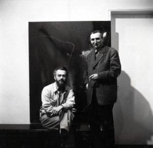 paul jenkins - michel tapie paris 1956 photography