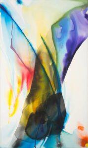 paul jenkins - painting phenomena veronica 1968