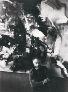 paul jenkins - portrait paris