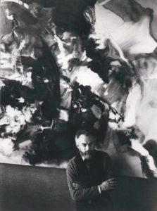 paul jenkins - portrait paris studio