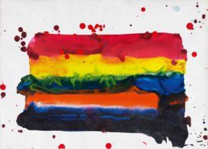 sam francis - untitled sf 79 1035 1979 paper