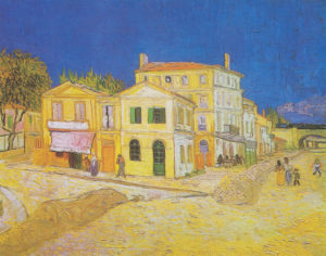 vincent van gogh - la maison jaune 1888 newsletter art comes to you 17