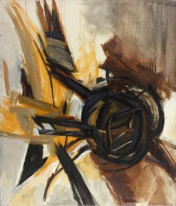 huguette arthur bertrand - peinture oulan bator 1960