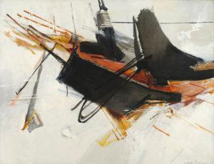 huguette arthur bertrand - peinture pirador 1961