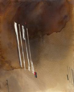 huguette arthur bertrand - peinture voie directe 1992