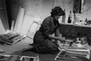 lois frederick - atelier audigiers 1970