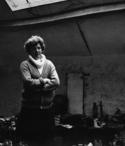 lois frederick - atelier audigiers france 1970