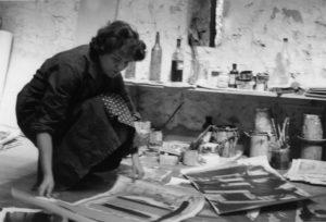 lois frederick - atelier les audigiers 1970