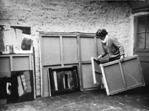 lois frederick - les audigiers studio 1970
