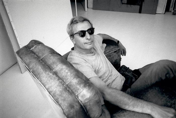 albert bitran - portrait artist 1991