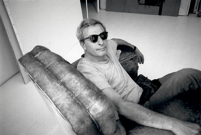albert bitran - portrait artiste 1991