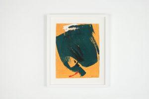 gerard schneider - gouache sans titre 1967 papier e shop simulation 1