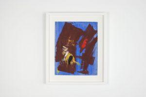 gerard schneider - gouache sans titre 1968 papier e shop simulation 1