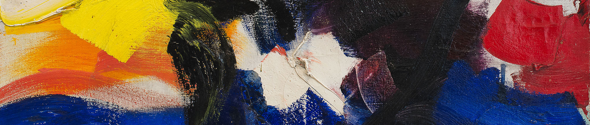 jean miotte - exhibition diane de polignac gallery