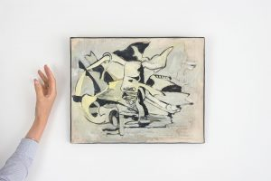 marie raymond - peinture ou prise de conscience-des choses elles memes 1944 huile e shop simulation 2