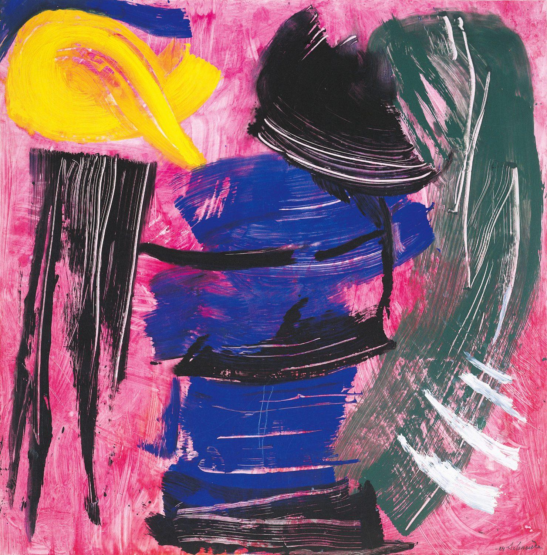 gerard-schneider-sans-titre-1983-acrylique-papier
