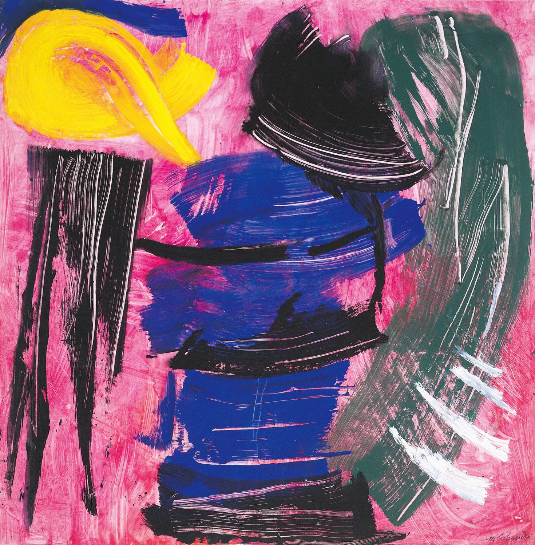 gerard-schneider-untitled-1983-acrylic-paper
