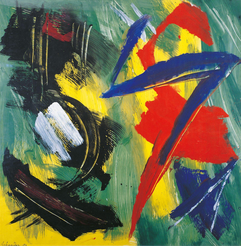 gerard-schneider-untitled-1984-acrylic