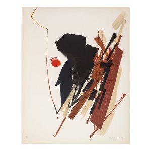 huguette arthur bertrand - lithographie sans titre 1962 e shop