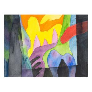 2000 guy de rougemont - untitled watercolour e shop