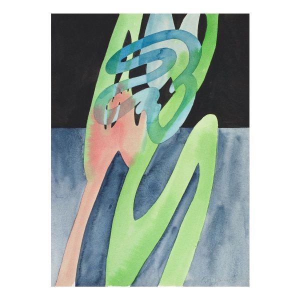 guy de rougemont - untitled 2000 paper watercolour e shop