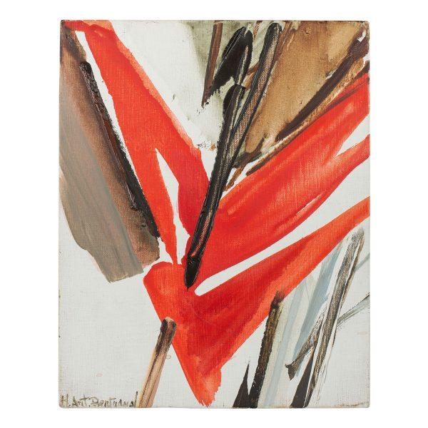 huguette arthur bertrand - jour clair 1991 oil on canvas e shop