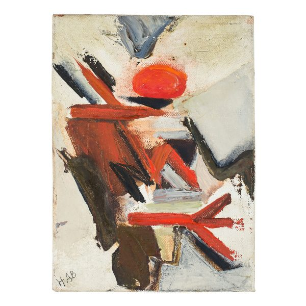 huguette arthur bertrand - untitled 1965 c oil canvas e shop