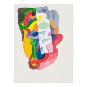guy de rougemont - untitled watercolour 2006 e shop