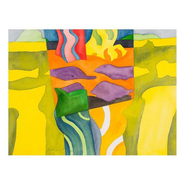 guy de rougemont - watercolour untitled 2000 e shop