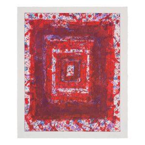 sam francis - lithograph colours paper sf 257 1979 e shop